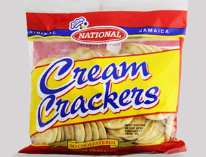 National Cream Crackers - Evansfoods