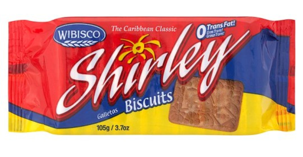 Wibisco Shirley Biscuit Original - Evansfoods