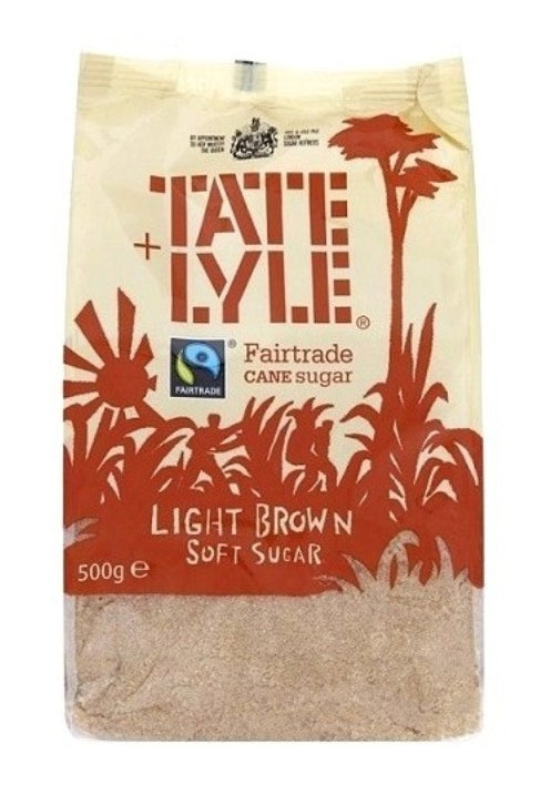 Tate & Lyle Light Brown Sugar - Evansfoods