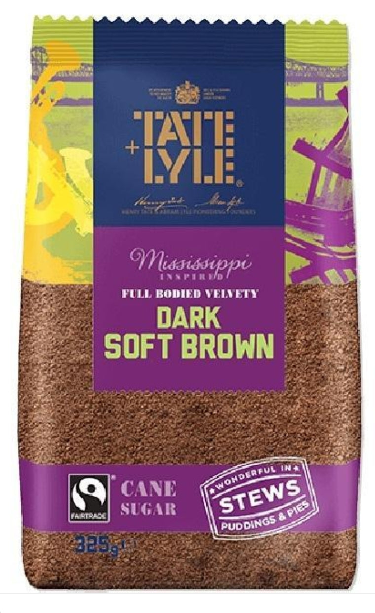 Tate & Lyle Dark Brown Sugar - Evansfoods