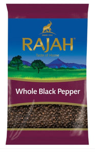 Rajah Whole Black Pepper - Evansfoods