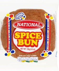 National Penny Spiced Bun - Evansfoods
