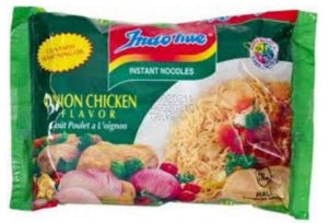 Indomie Instant Onion & Chicken Noodles Pack of 10 - Evansfoods