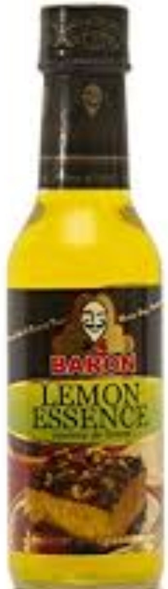 Baron Lemon Essence - Evansfoods