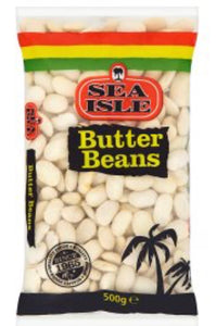 Sea Isle Butter Beans - Evansfoods