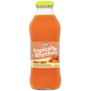 Tropical Rhythms Mango & Carrot - Evansfoods
