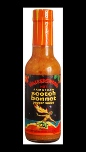 Walkerswood Hot Jamaican Scotch Bonnet Pepper Sauce - Evansfoods