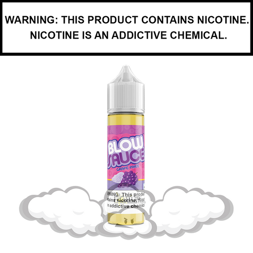 DripFire BlowSauce | Grape Pixee - eJuice (60ml)