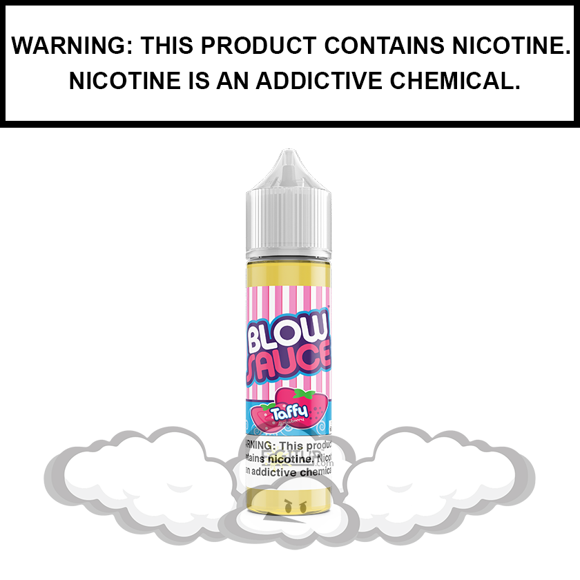 DripFire BlowSauce | Strawberry Taffy - eJuice (60ml)