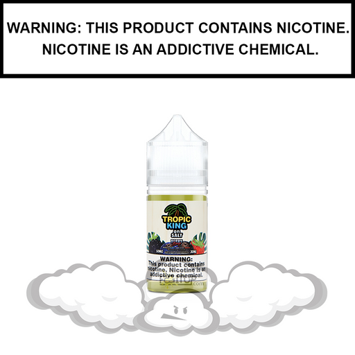 Tropic King | Berry Breeze - Nic Salt eJuice (30ml)