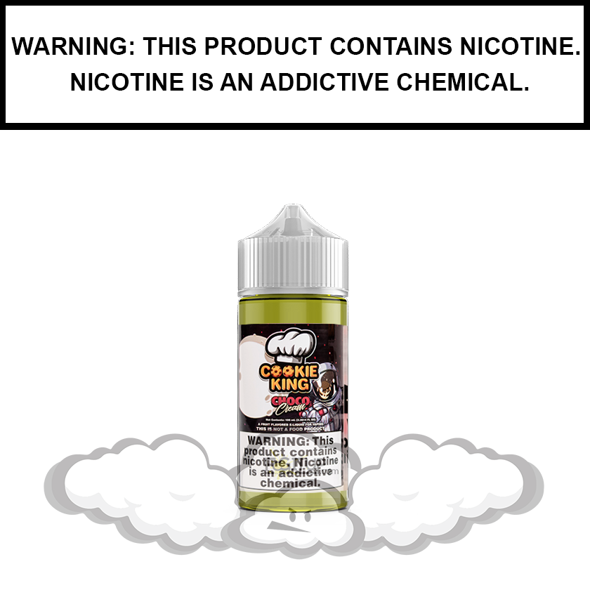Cookie King | Choco Cream - eJuice (100ml)