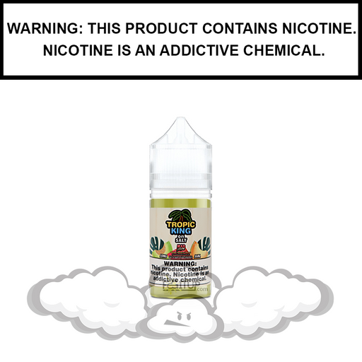 Tropic King | Mad Melon - Nic Salt eJuice (30ml)