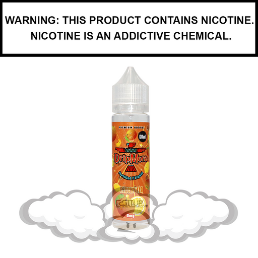 Drip More | Peachy Tea - Arizona Iced Tea - eJuice (60ml)