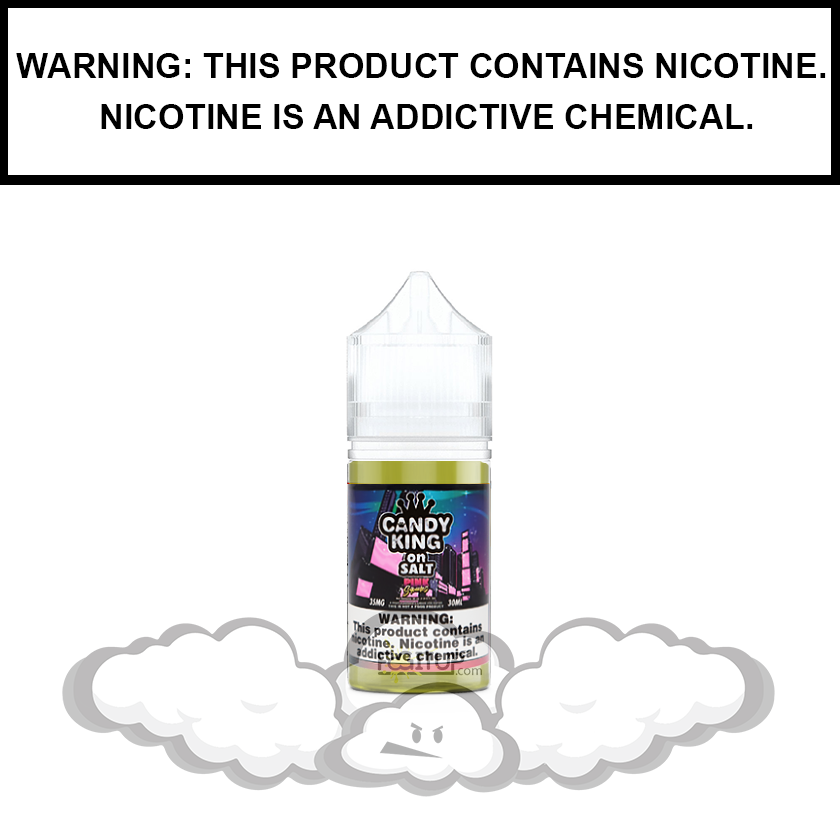 Candy King | Pink Squares - Nic Salt eJuice (30ml)