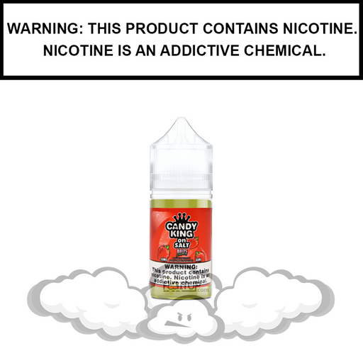 Candy King | Strawberry Belts - Nic Salt eJuice (30ml)