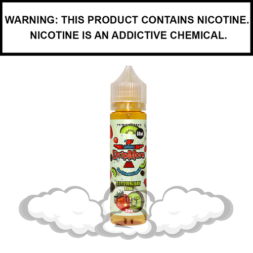 Drip More | Strawberry Kiwi - Arizona Iced Tea - eJuice (60ml)