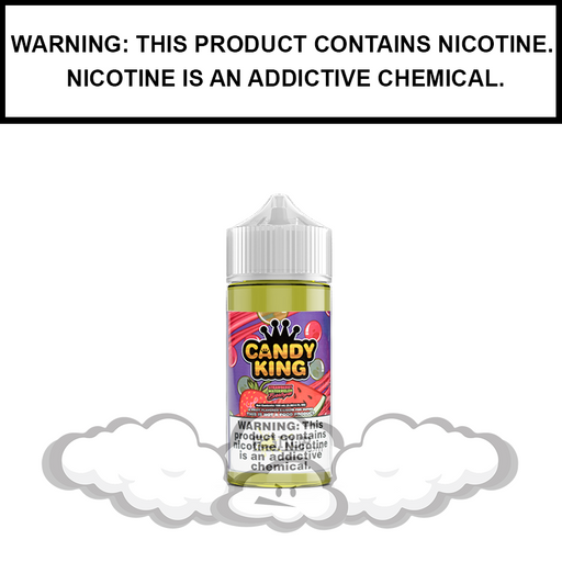 Candy King | Strawberry Watermelon Bubblegum - eJuice (100ml)