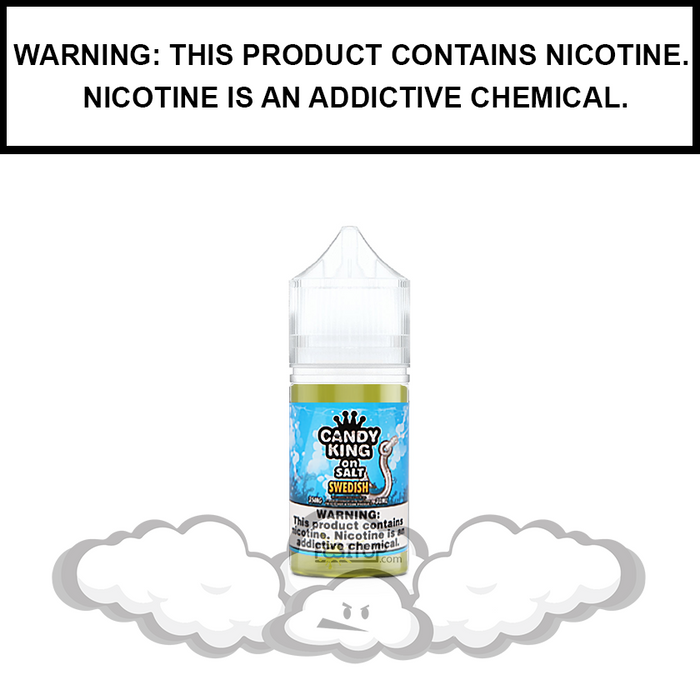 Candy King | Swedish Fish - Nic Salt eJuice (30ml)