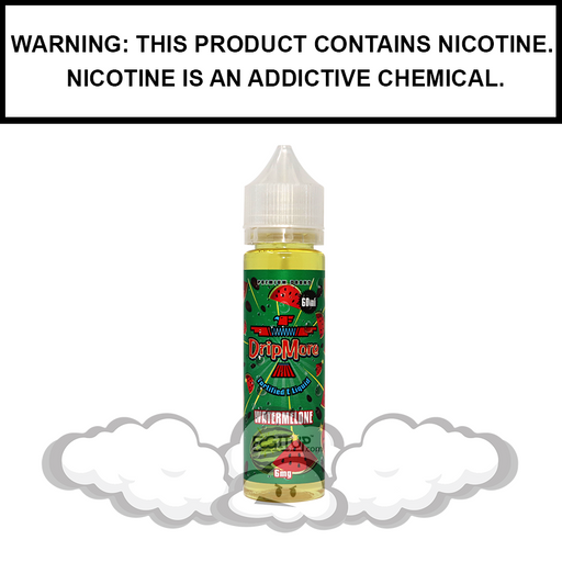 Drip More | Watermelone - Arizona Iced Tea - eJuice (60ml)
