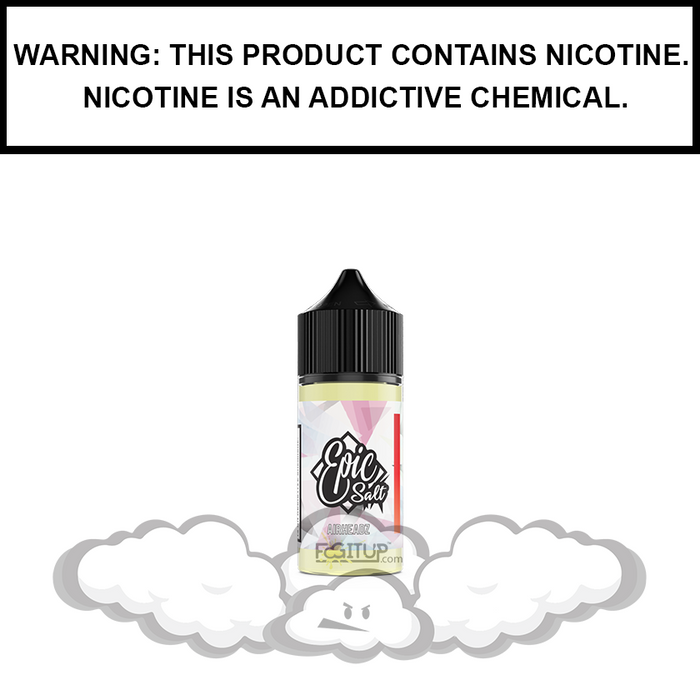 Epic Juice | Airheadz - Watermelon Fruit Taffy - Nic Salt eJuice (30ml)