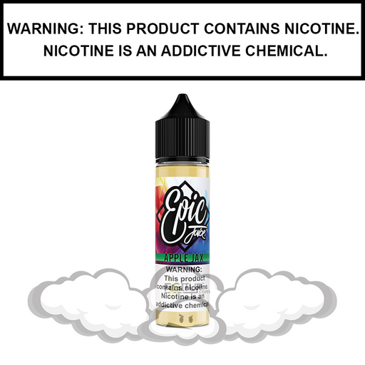 Epic Juice | Apple Jax - Milky Cinnamon Apple Cereal - eJuice (60ml&100ml)