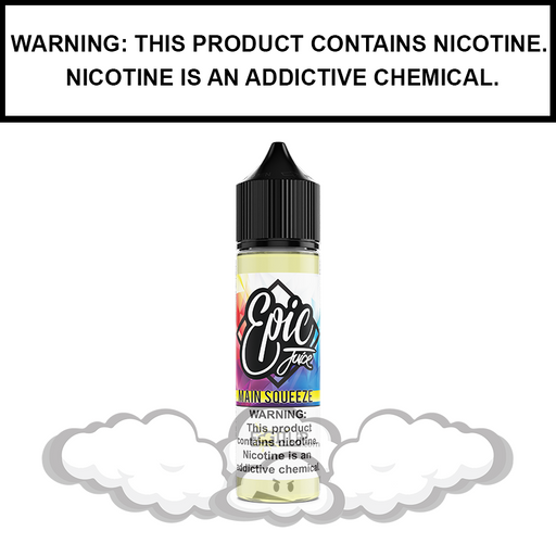 Epic Juice | Main Squeeze - eJuice (60ml&100ml)