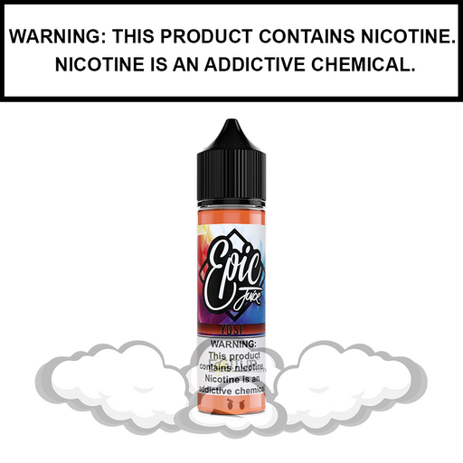 Epic Juice | Yosi - Caramel Vanilla Tobacco - eJuice (60ml&100ml)