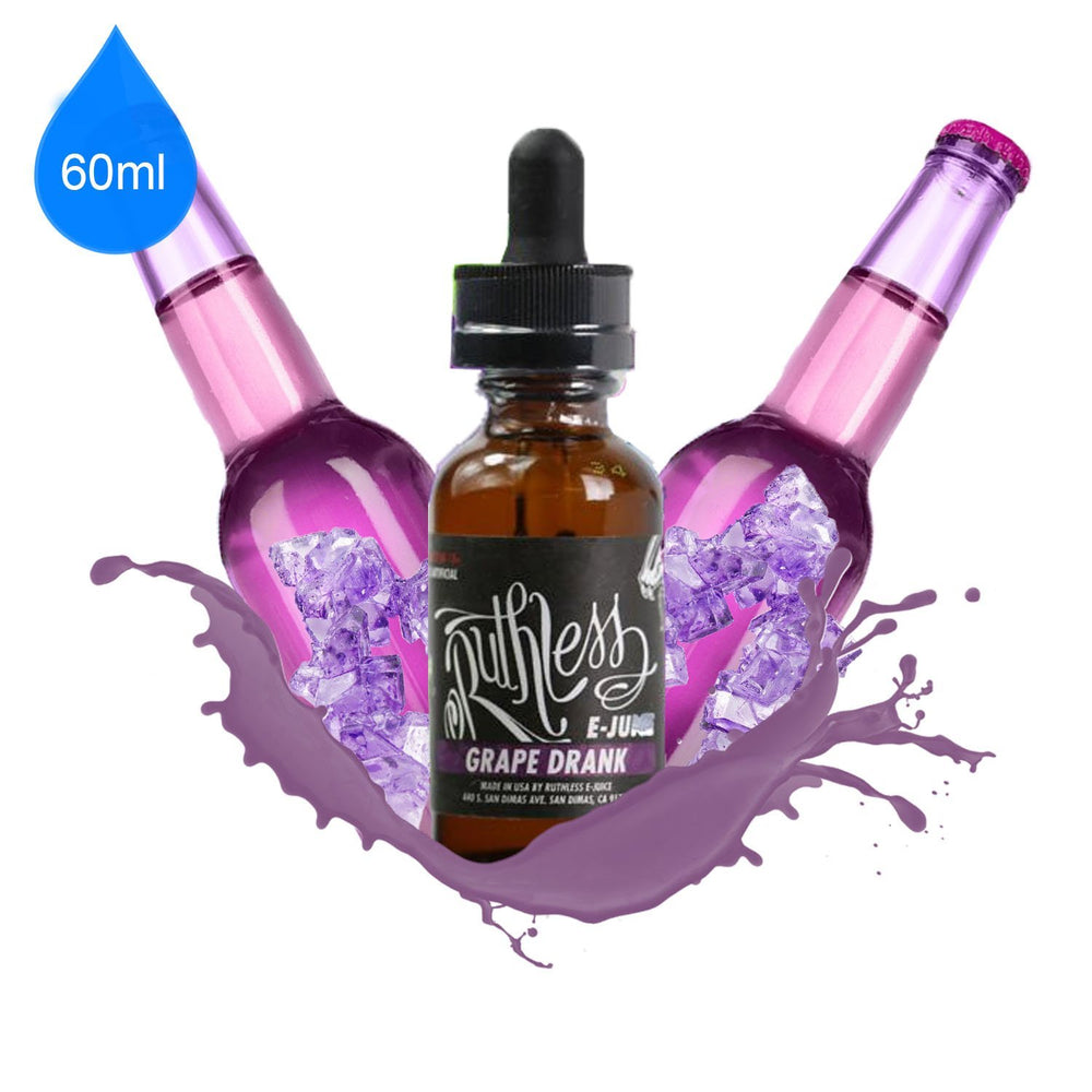 Grape Drank E-Juice by Ruthless -Vape Shop Pros Wholesale candy soda 60ml
