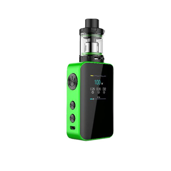 KangerTech - VOLA 100W TC Starter Kit vape shop pros wholesale green