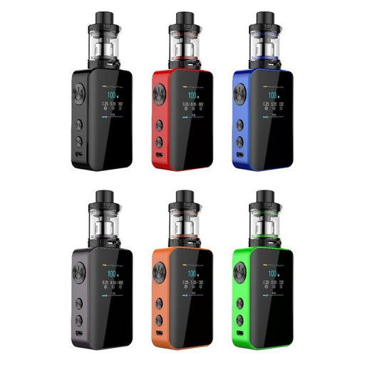 KangerTech - VOLA 100W TC Starter Kit vape shop pros wholesale black