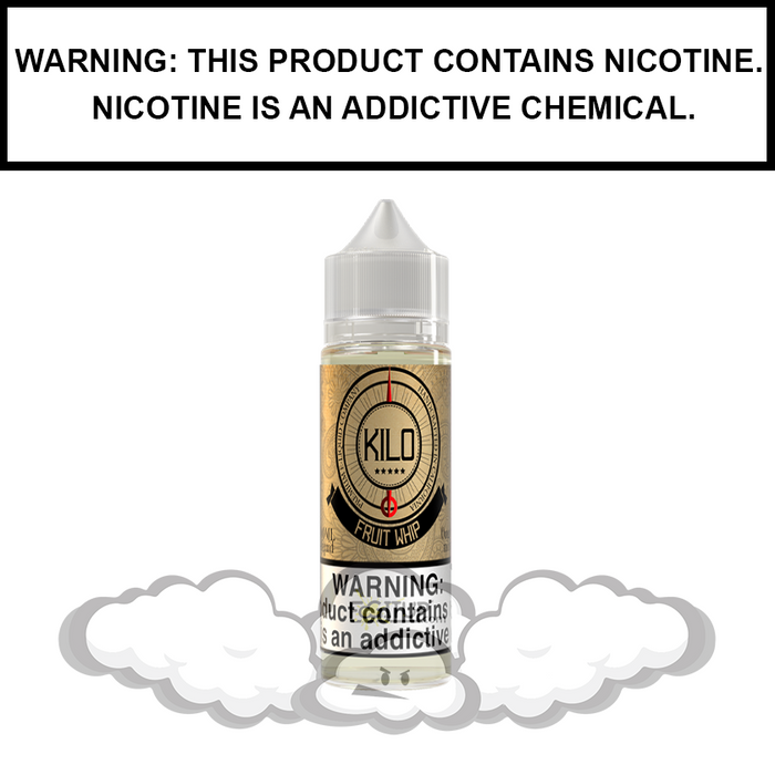 Kilo Original Series | Fruit Whip - eJuice (60ml)