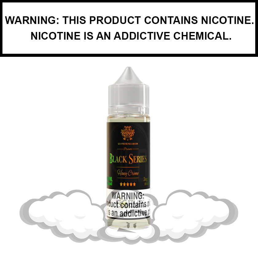 Kilo Black Series | Honey Creme - eJuice (60ml)