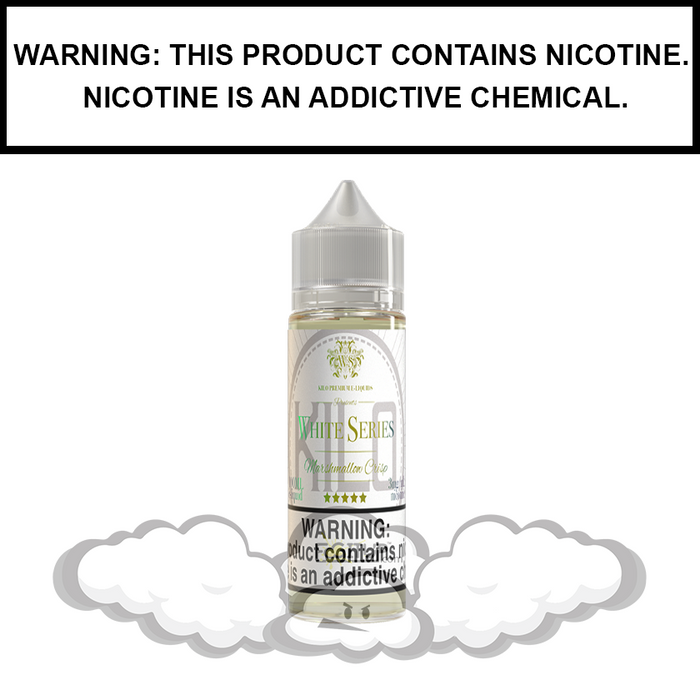 Kilo White Series | Marshmallow Crisp - eJuice (60ml)