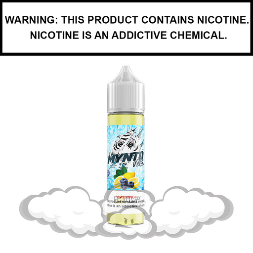 DripFire Mynto Ice | Lemonberry - eJuice (60ml)