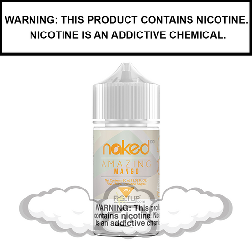 Naked 100 | Amazing Mango - eJuice (60ml)