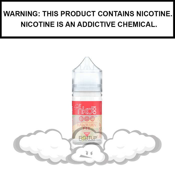 Naked100 | Hawaiian Pog - Salt Nic eJuice (30ml)