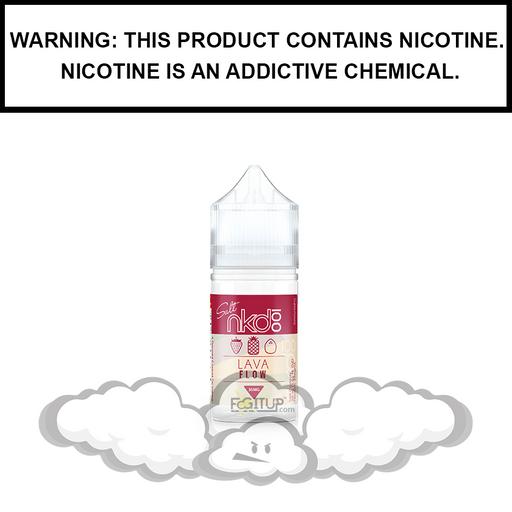 NKD 100 | Lava Flow - Salt Nic eJuice (30ml)