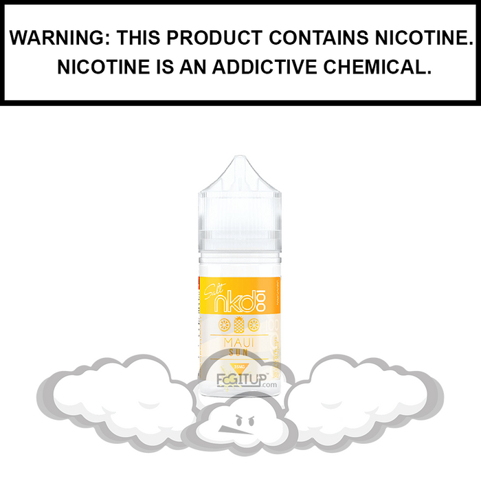 Naked 100 | Maui Sun Salt Nic - eJuice (30ml)