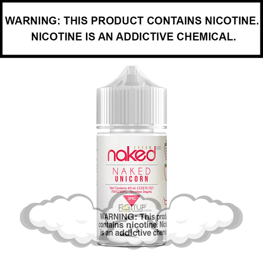 Naked 100 Cream | Naked Unicorn - eJuice (60ml)