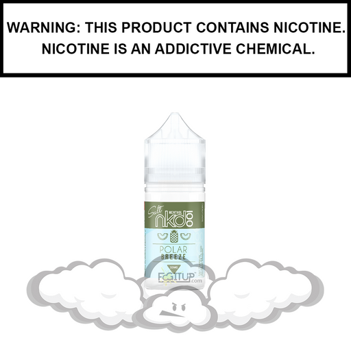 Naked 100 Menthol | Polar Breeze - Salt Nic eJuice (30ml)