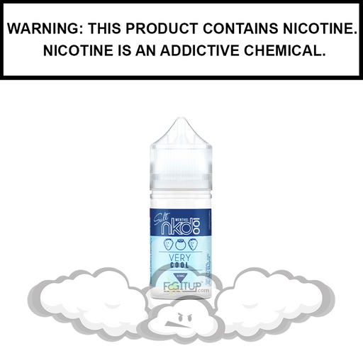 Naked 100 Menthol | Very Cool - Salt Nic eJuice (30ml)