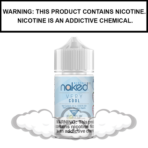 Naked 100 Menthol | Very Cool - eJuice (60ml)