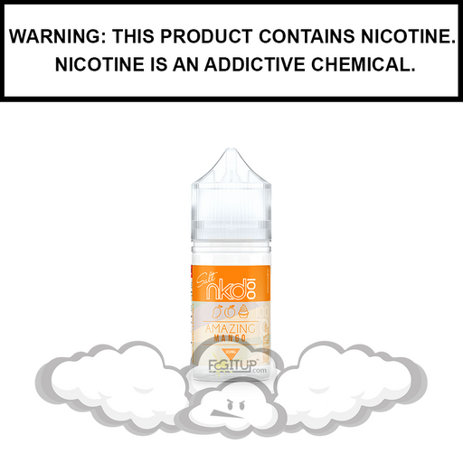 NKD 100 | Amazing Mango - Salt Nic eJuice (30ml)