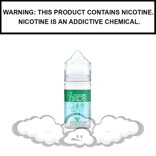 Naked 100 | Arctic Air- Nic Salt eJuice (30ml)