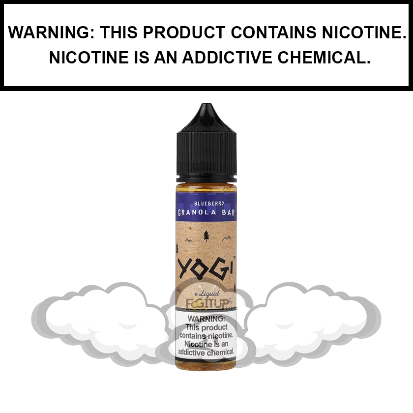 Yogi | Blueberry Granola Bar - eJuice (60ml)