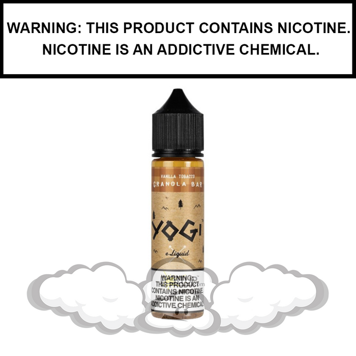Yogi | Vanilla Tobacco Granola Bar - eJuice (60ml)
