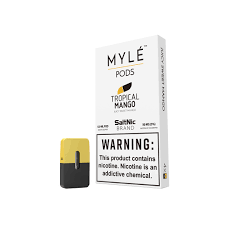 Myle Pods & Cartridges tropical mango