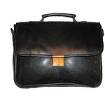 Leather Handbag Old School 35382