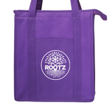 Rootz Insulated Purple Bag (Bring in your Rootz Bag for a 5% off your meal prep purchase.)