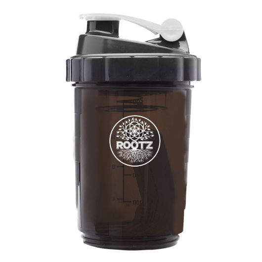 Rootz Protein Compartment Shaker Bottle